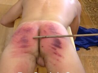 Caning and birching