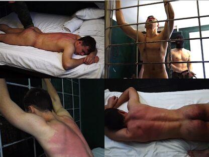 Gay whipping Prisoner