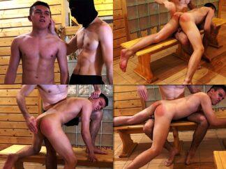 Boy otk spanking Rusik